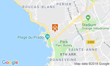 Map Marseille Apartment 103851
