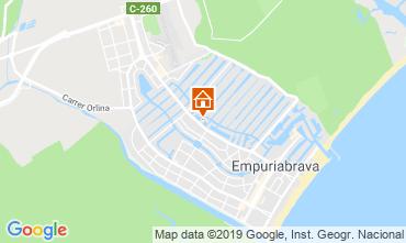 Map Empuriabrava House 82803