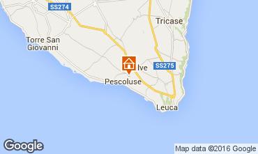Map Pescoluse Villa 102543