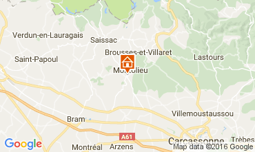 Map Montolieu House 100502