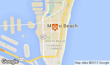 Map South Beach Apartment 33593