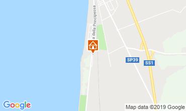 Map San Vincenzo Apartment 118600