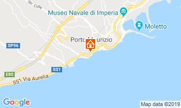 Map Imperia Villa 119302