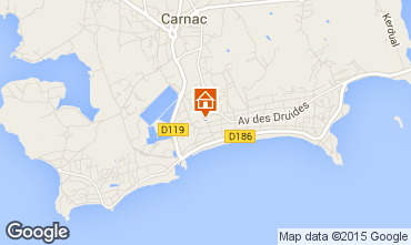 Map Carnac House 31657
