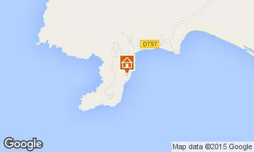 Map Porto Pollo House 52383