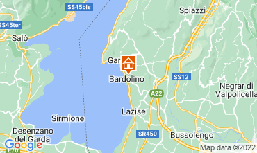 Map Bardolino Apartment 67809