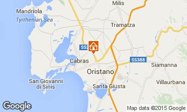 Map Oristano House 43170