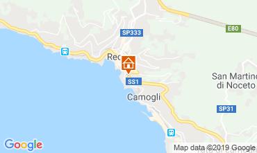 Map Recco Apartment 71301