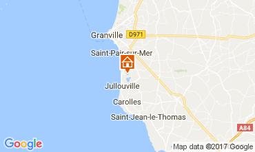 Map Granville Apartment 14523
