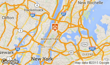 Map New York City Apartment 100498