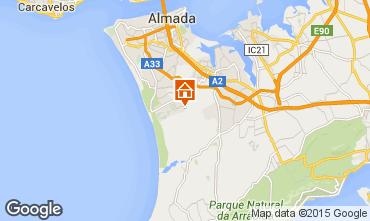 Map Costa de Caparica House 78595