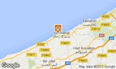 Map Casablanca Villa 99861