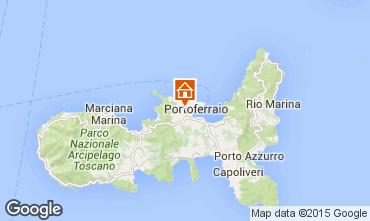 Map Portoferraio Apartment 45992