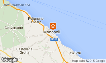Map Monopoli Apartment 79788