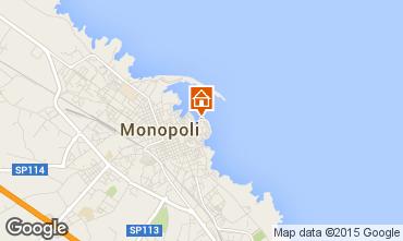 Map Monopoli Apartment 79788