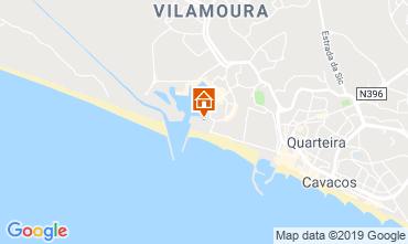 Map Vilamoura Apartment 118756
