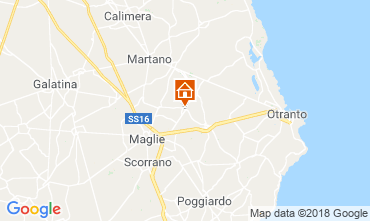 Map Martano House 85253