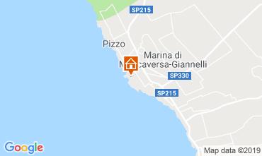 Map Gallipoli Apartment 77666