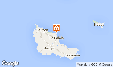 Map Le Palais House 41992