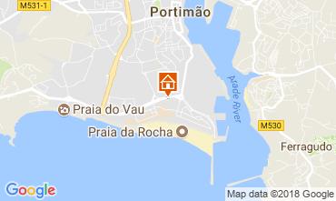 Map Portimão Apartment 115642