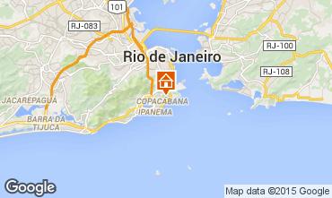Map Rio de Janeiro Apartment 39616