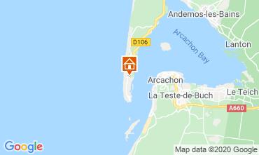Map Cap Ferret Villa 9381