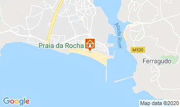 Map Praia da Rocha One-room apartment 53606