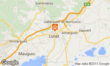 Map Lunel House 90836
