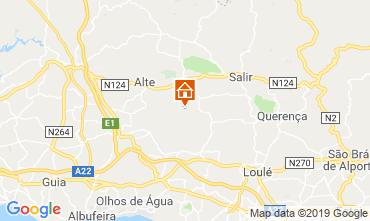 Map Loulé House 70393