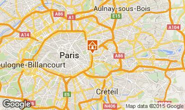 Map PARIS Apartment 97715