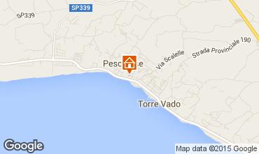 Map Torre Vado Apartment 94366