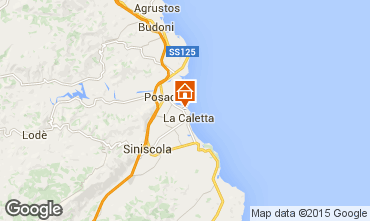 Map Posada House 77619