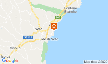 Map Noto Apartment 70385