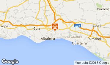 Map Albufeira Villa 66330