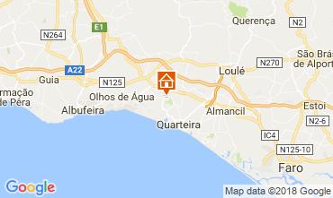Map Vilamoura House 113729