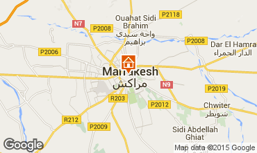 Map Marrakech Bed and breakfast 45751