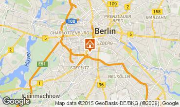 Map Berlin Apartment 81253