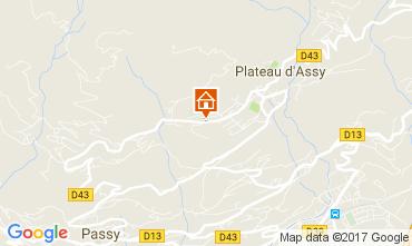Map Passy Apartment 99064