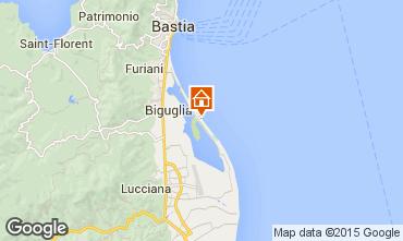 Map Borgo Apartment 86326