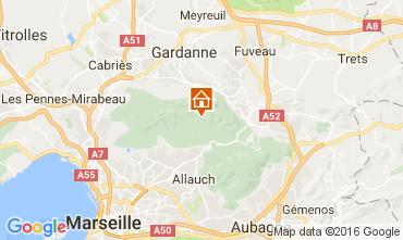 Map Marseille House 103757