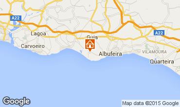 Map Albufeira Villa 91369