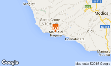 Map Marina di Ragusa Apartment 92176