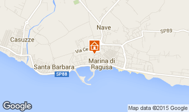 Map Marina di Ragusa Apartment 92176