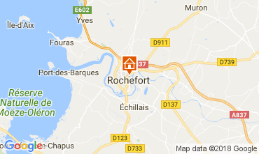 Map Rochefort sur Mer One-room apartment 113406