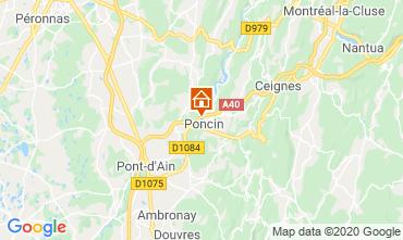 Map Vias Plage Mobile home 108094