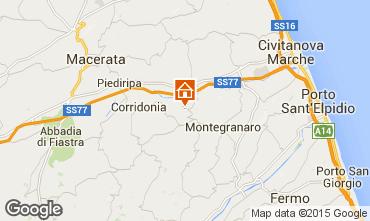 Map Civitanova Marche Villa 78572