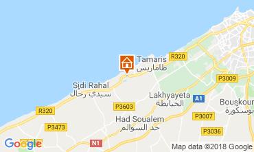 Map Casablanca House 78719