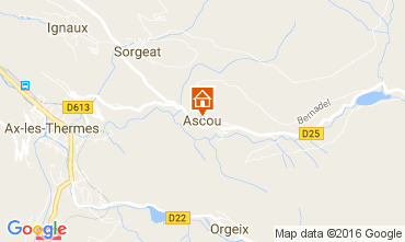 Map Ax Les Thermes House 106742