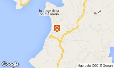 Map Sainte Anne (Martinique) Apartment 73495