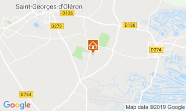 Map Saint Pierre d'Oléron Mobile home 6884
